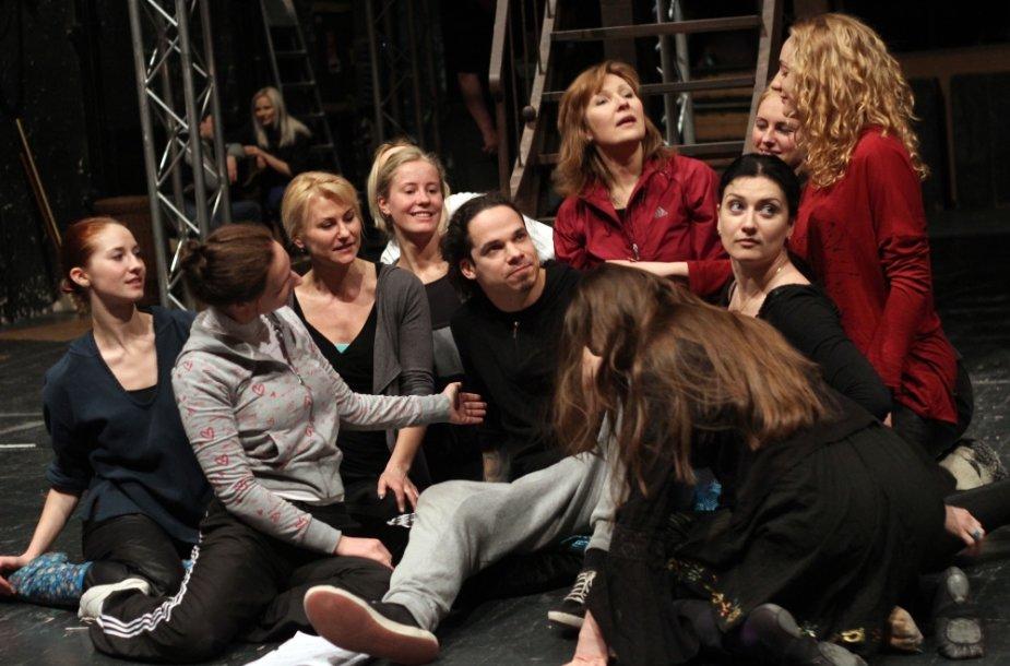 Grafas Montekristas Kauno muzikiniame teatre