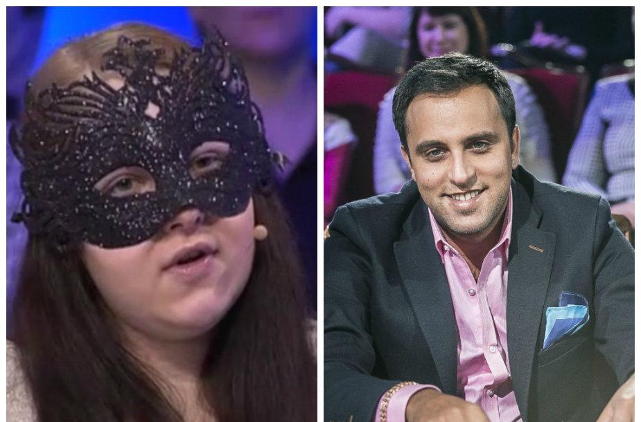 Prostitutė Alina ir Radžis Aleksandrovičius