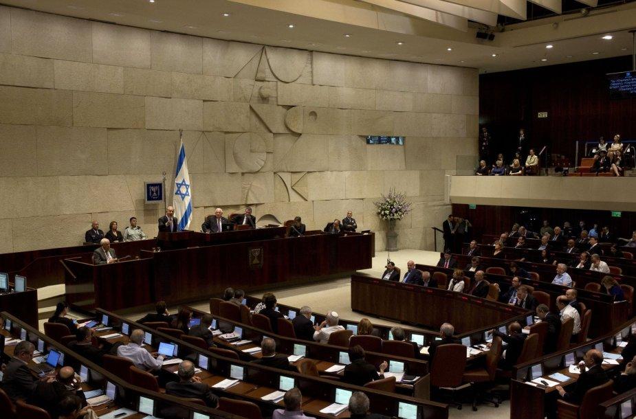 Izraelio parlamentas Knesetas