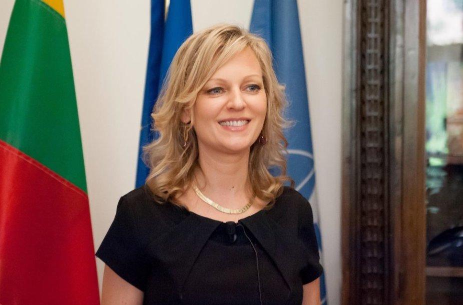 ILPR prezidentė Ieva Gaižutytė