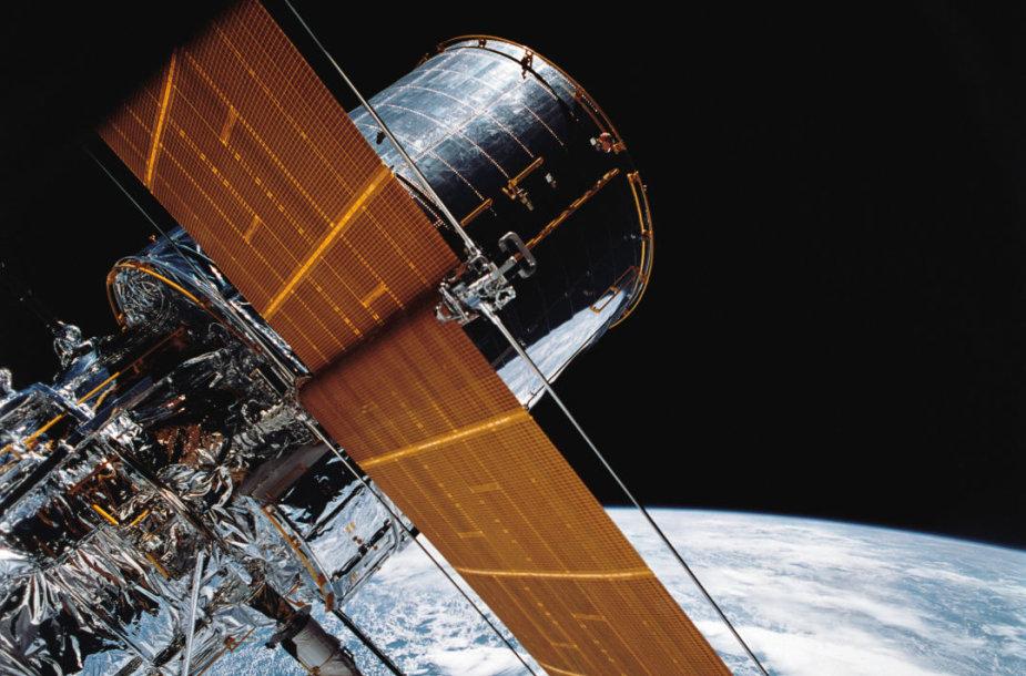 """Hubble"" teleskopas"