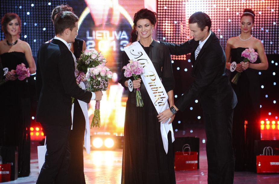 """""""Mis Publika 2013"""" Elita Citovičiūtė"""