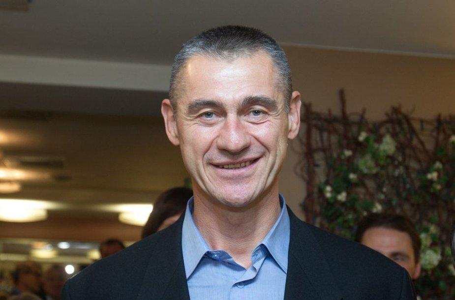 Romas Ubartas - olimpinis čempionas