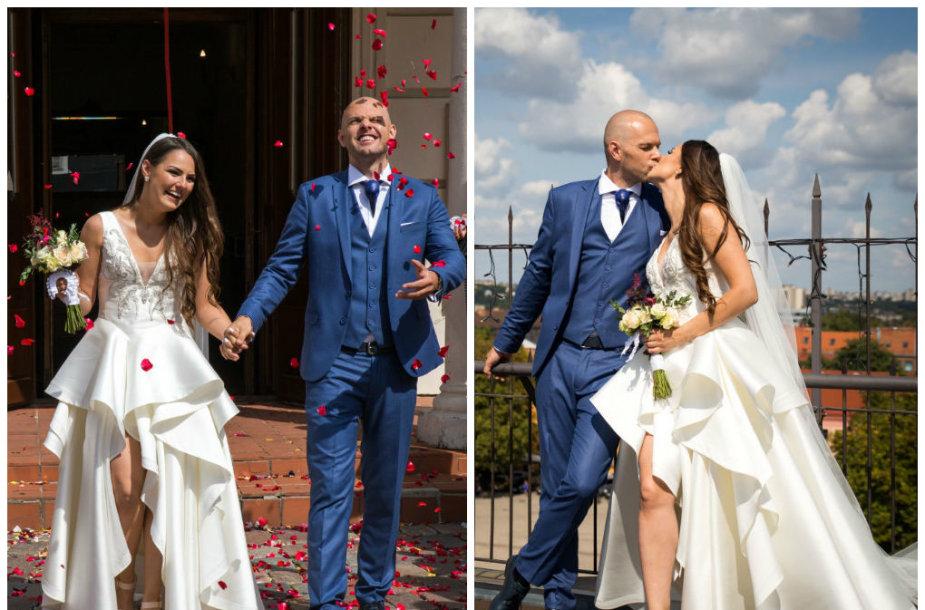 Donato Juršėno-Donciavo ir Vaidos Viršutytės vestuvės