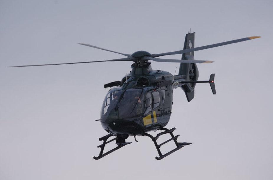 """""""Eurocopter 135"""""""