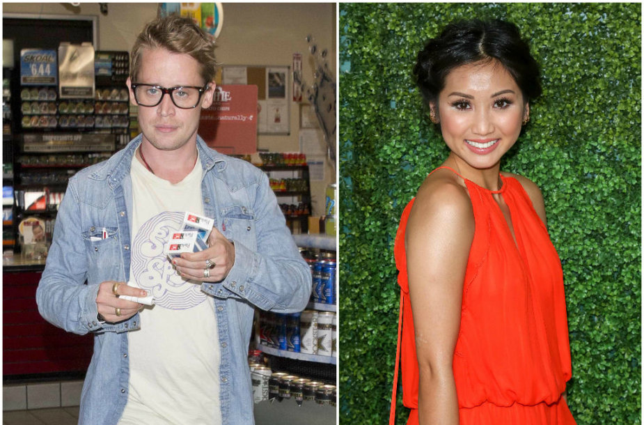 Macaulay Culkinas ir Brenda Song