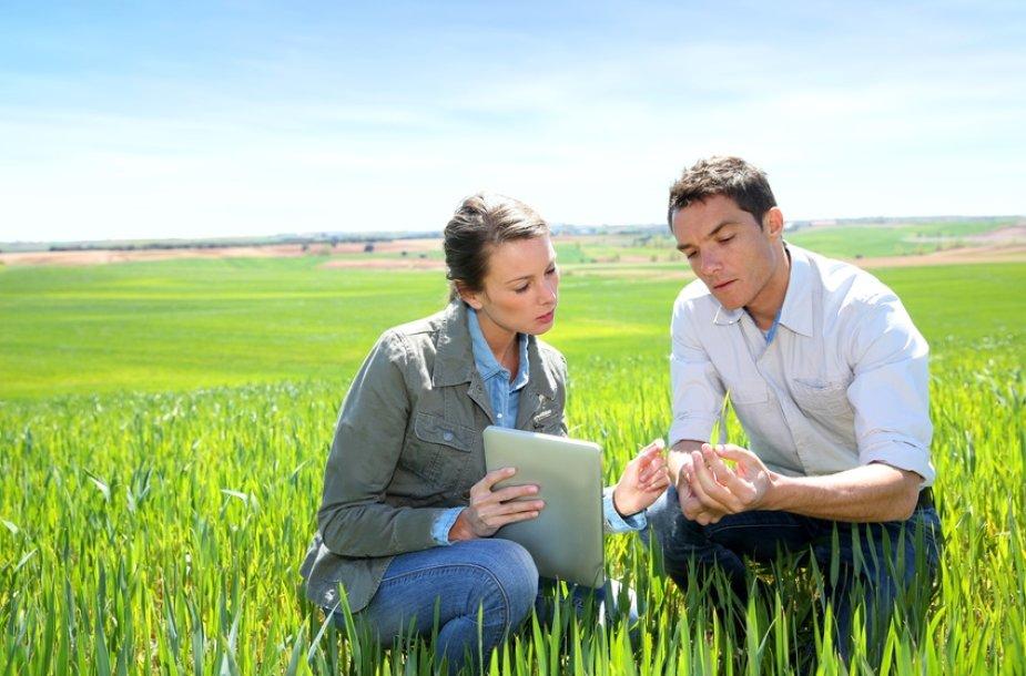 Modernus žemės ūkis