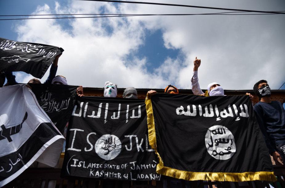 ISIS vėliava