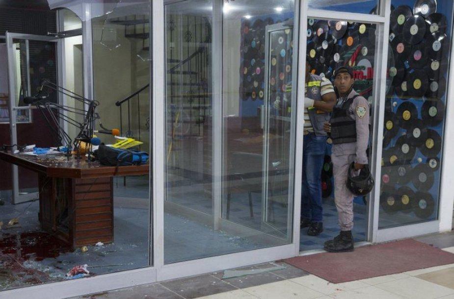 Dominikoje nušauti du žurnalistai