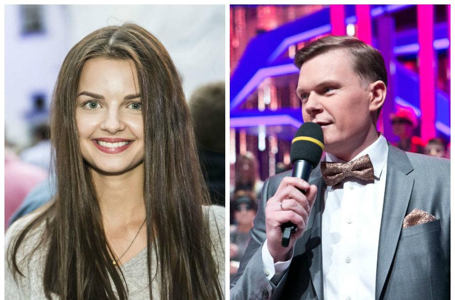Gabrielė Martirosianaitė ir Mindaugas Stasiulis