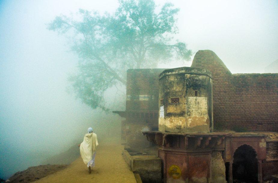 Piligrimystė. Indija