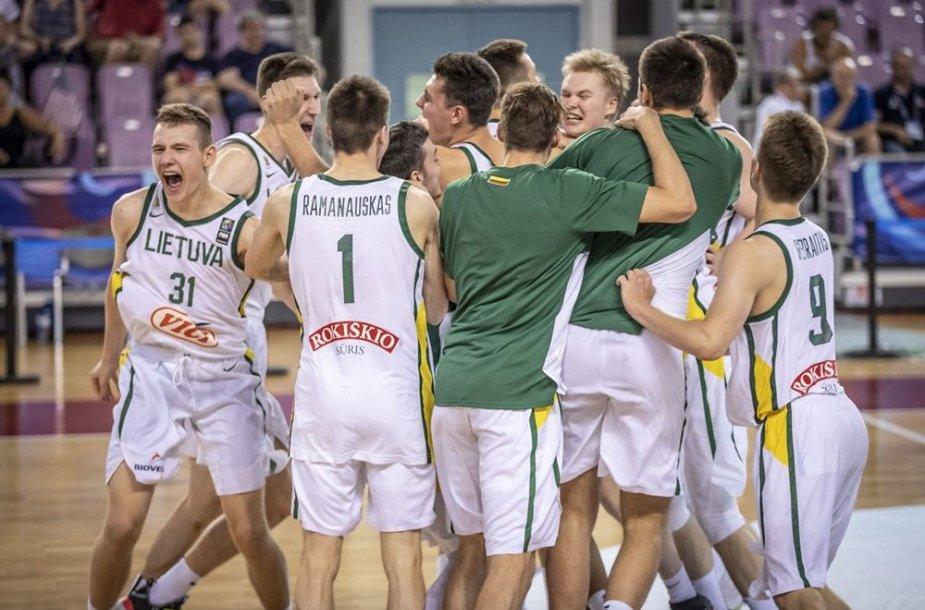 Lietuva – Serbija