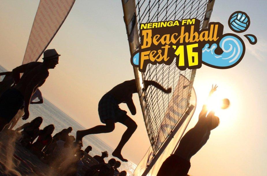 """Neringa FM Beachball CUP"""