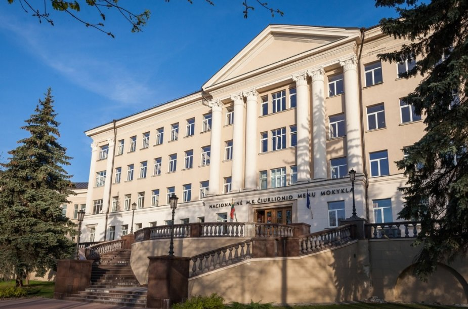 M.K.Čiurlionio menų mokykla