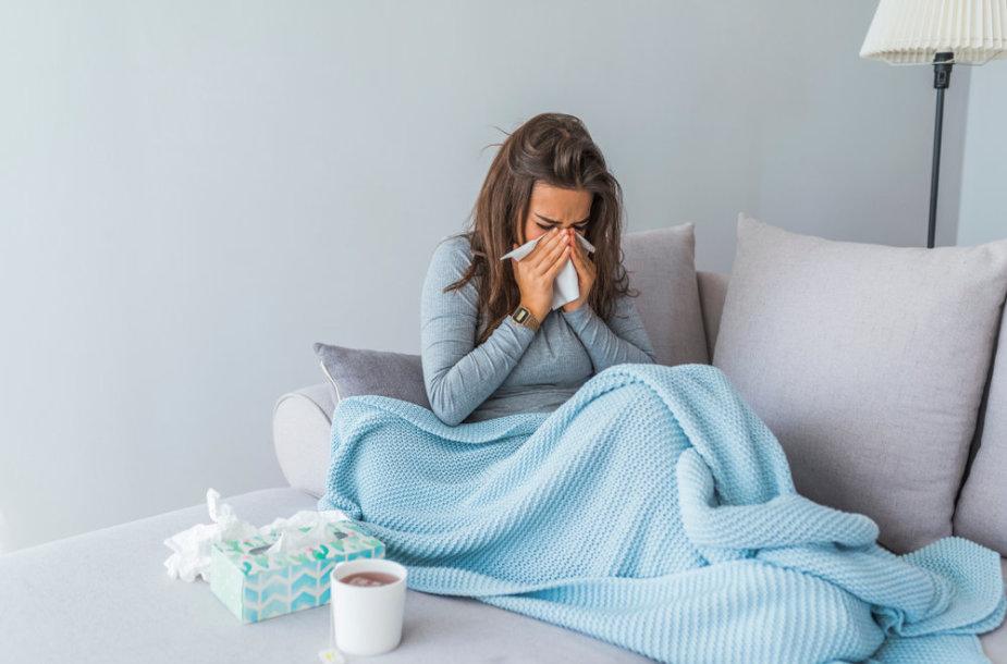 Natūrali priemonė nuo peršalimo ar gripo, kurią turite žinoti