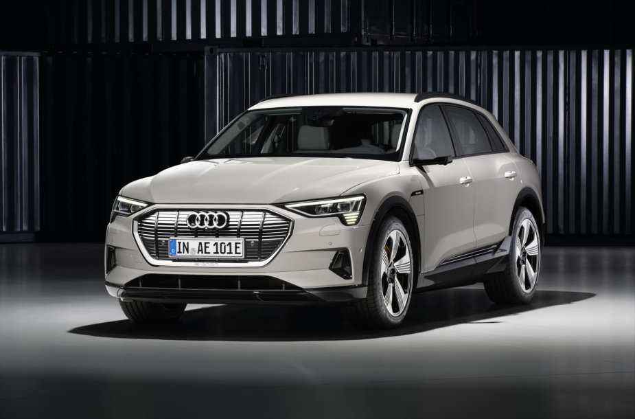"""Debiutavo """"Audi e-tron"""""""