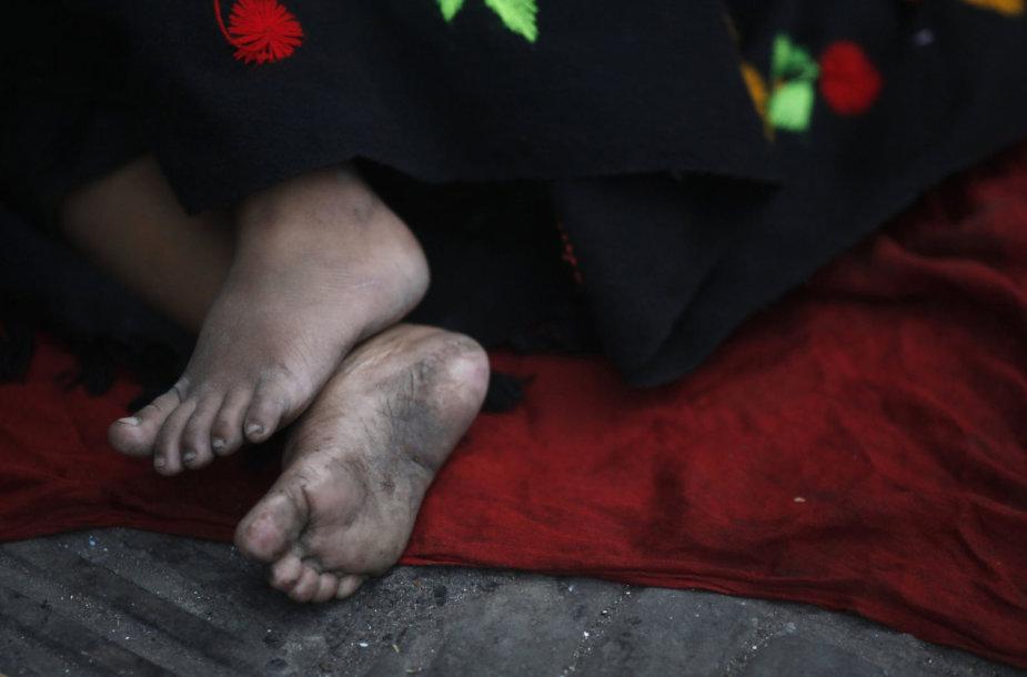 Benamis vaikas Bangladeše