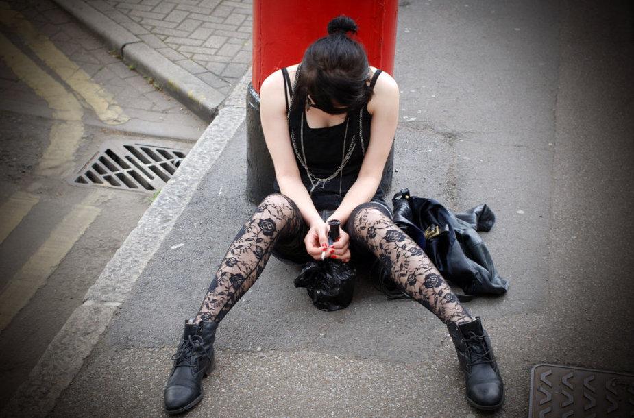 Alkoholizmas – viso gyvenimo liga