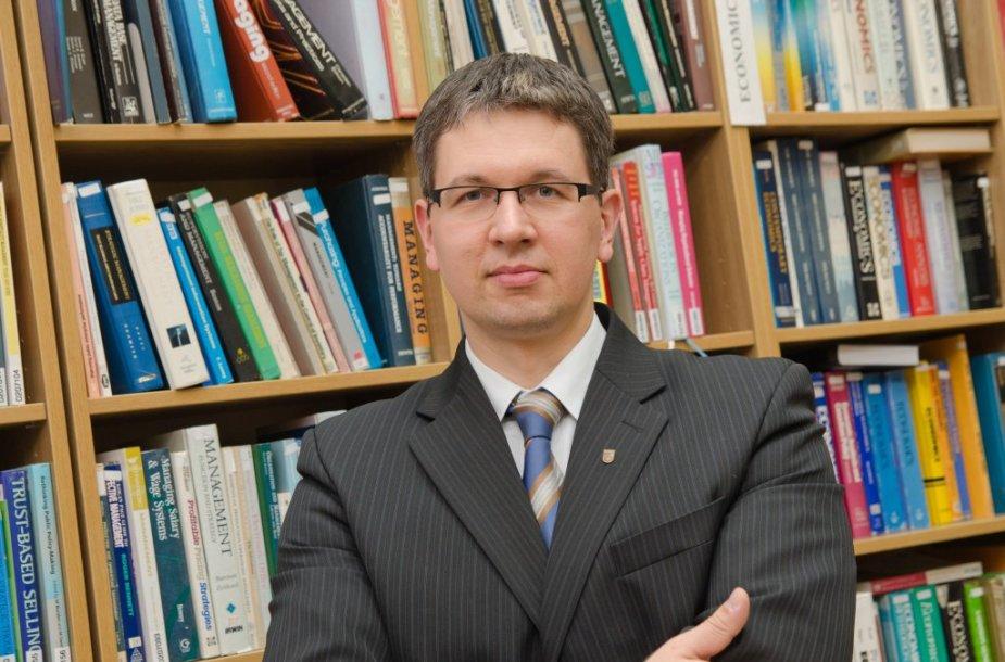 Prof. Rytis Krušinskas