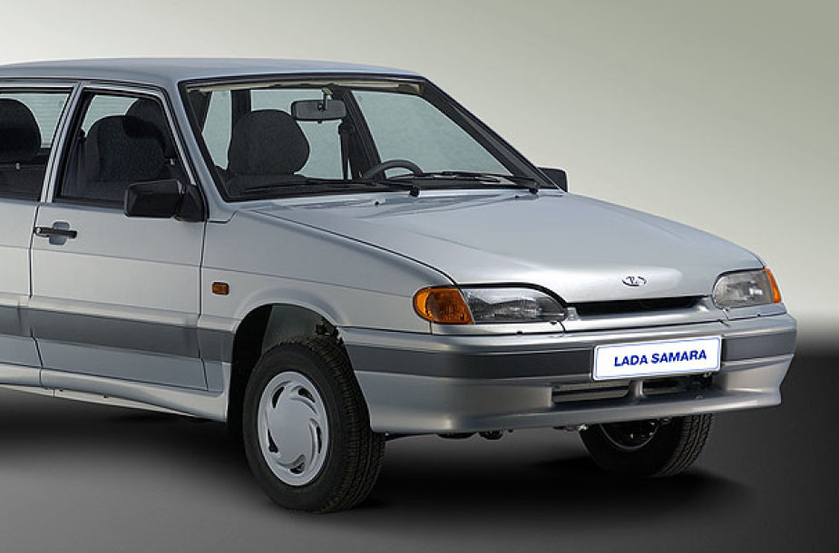 """Lada Samara"""