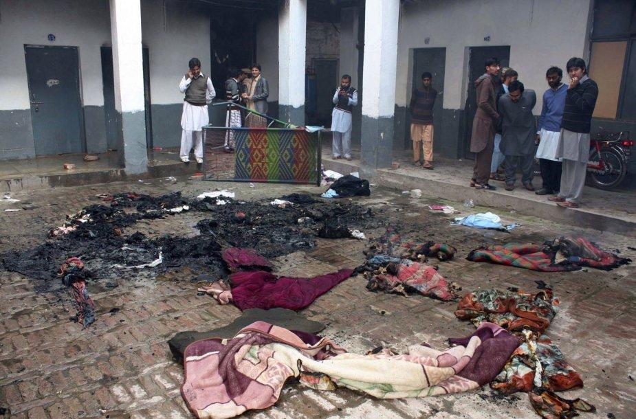 Studentų riaušės Pešavare