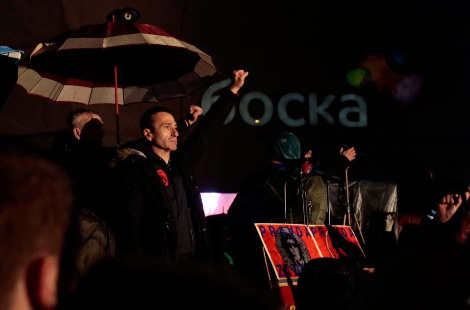Davoras Dragičevičius paskutinį kartą viešai buvo pasirodęs gruodžio 30-ąją