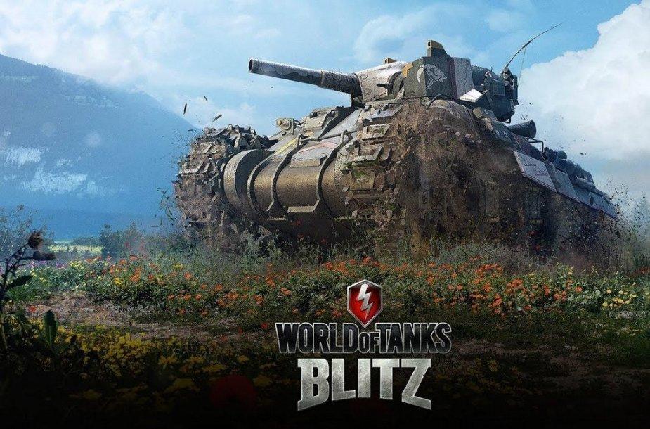 """Žinomiausias """"Wargaming"""" kūrinys – žaidimas """"World of Tanks"""""""