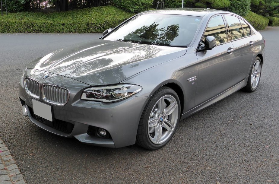 5-os klasės BMW