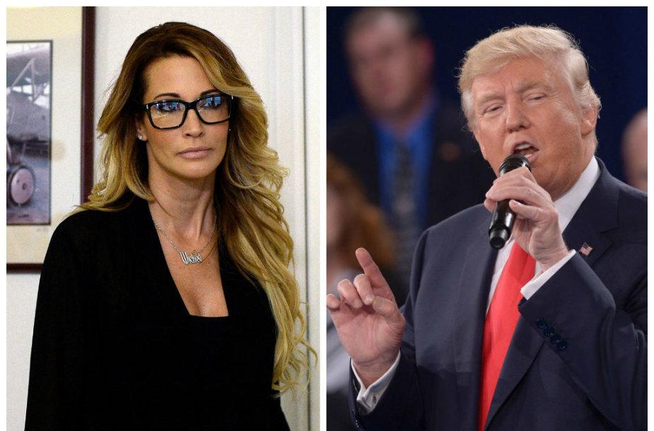 Jessica Drake ir Donaldas Trumpas