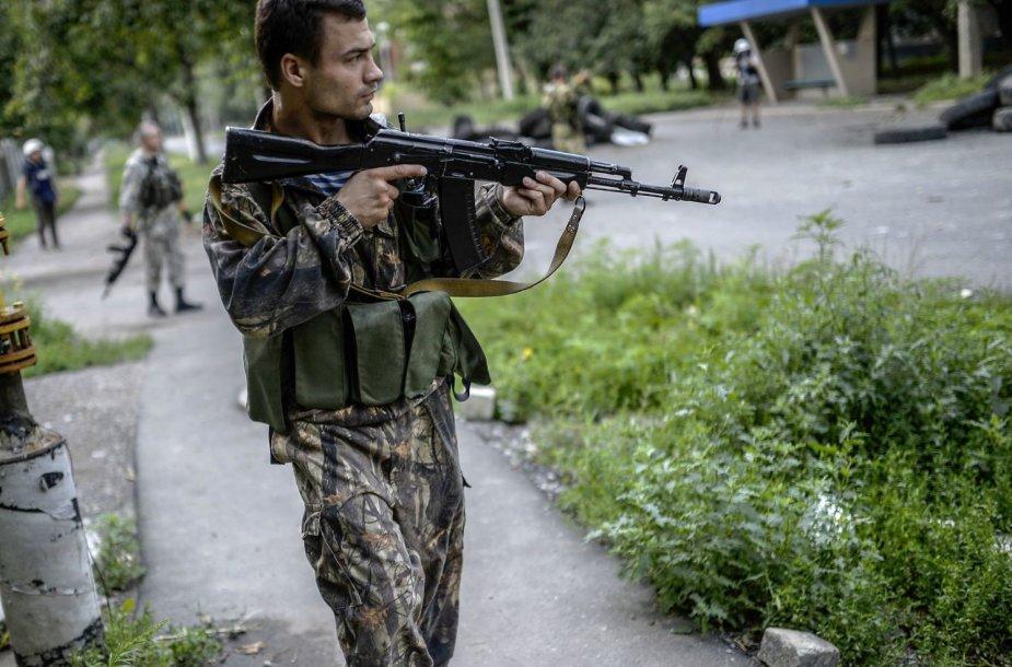 Teroristas Rytų Ukrainoje
