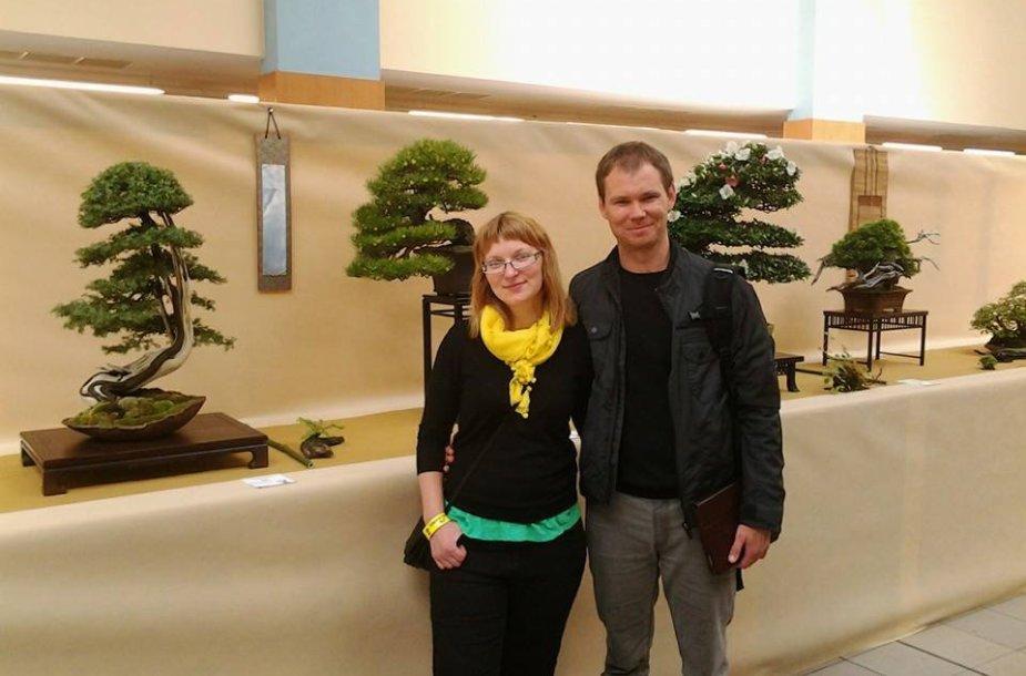 Jolita ir Kęstutis Totoraičiai
