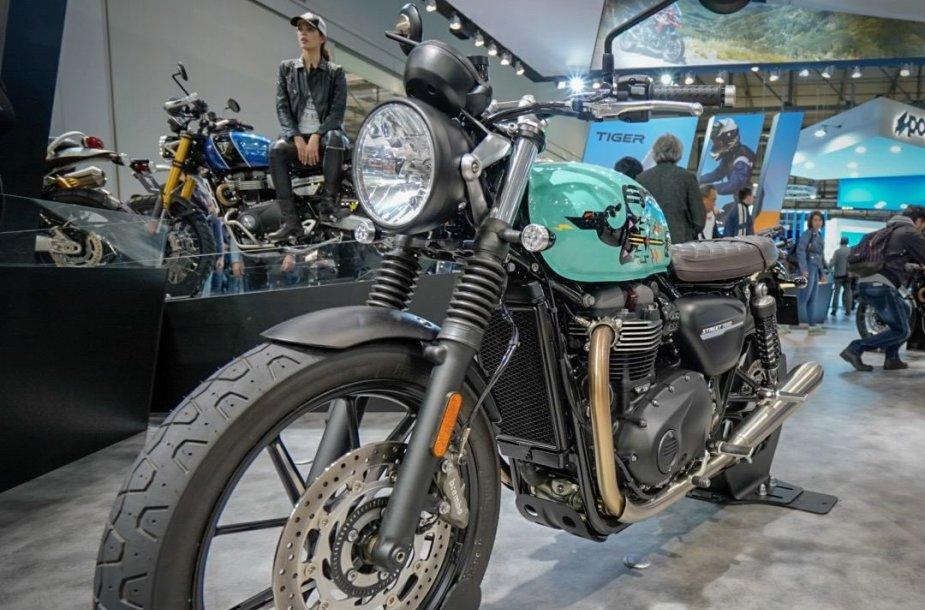 Milano motociklų paroda