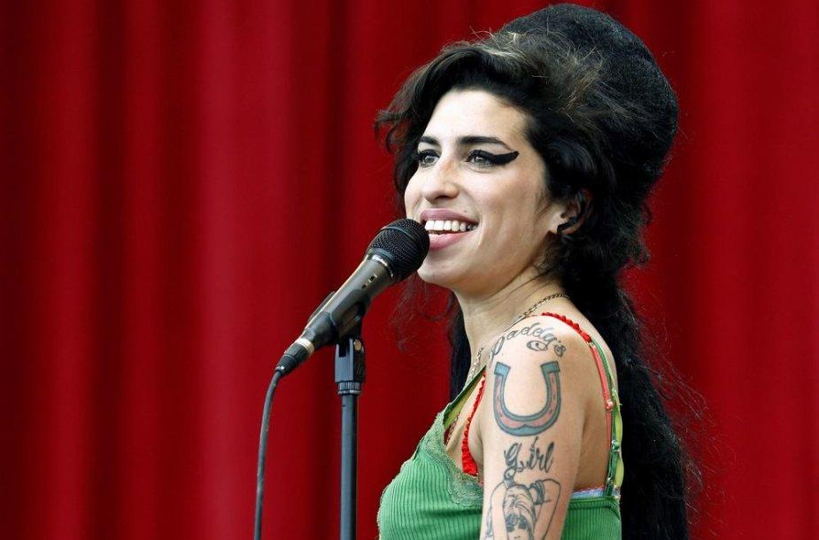 Amy Winehouse 2007-aisiais