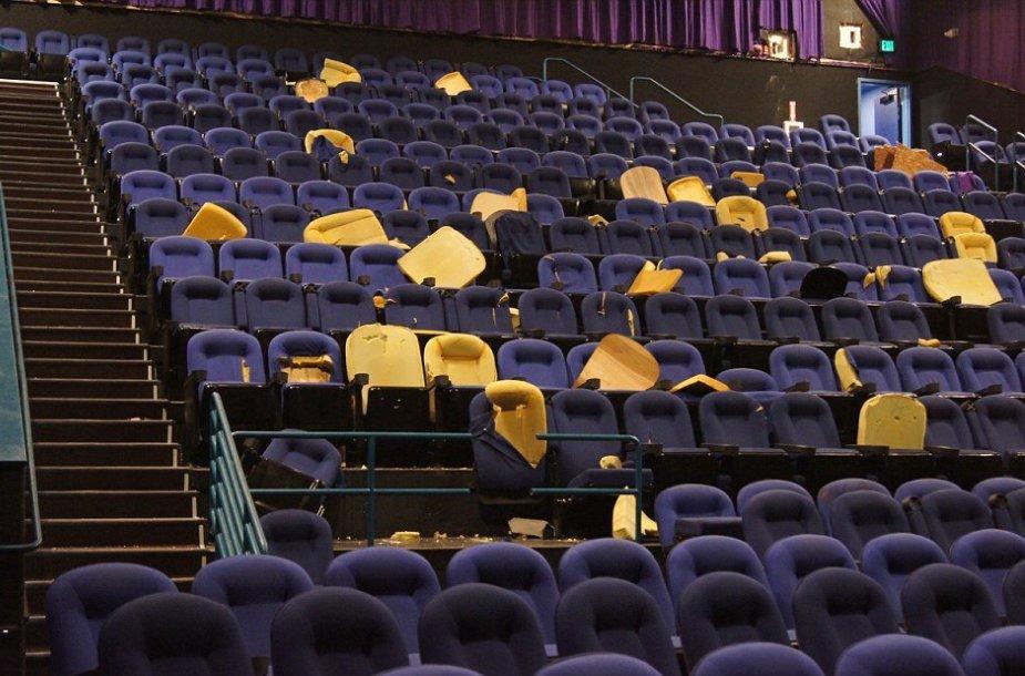 Šaudynės Kolorado kino teatre