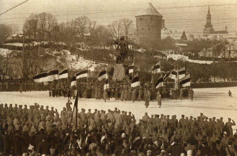 Estijos kariai 1919 m.