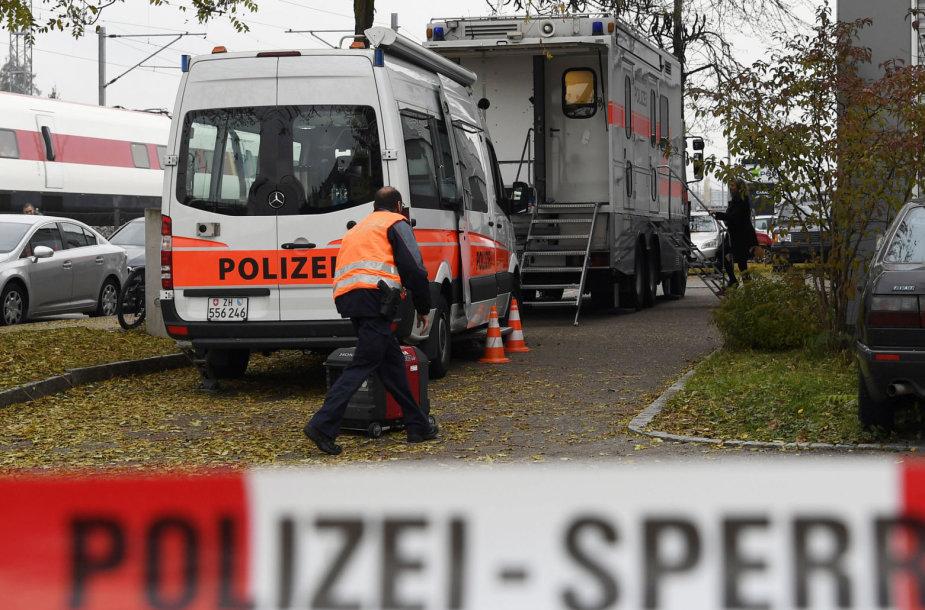 Šveicarijos policija