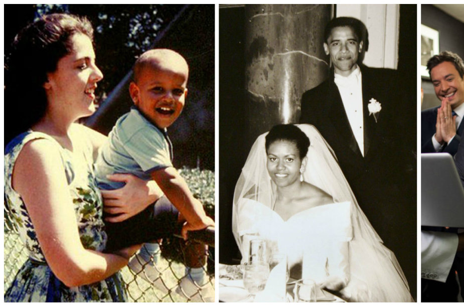 Barackas Obama švenčia 55-ąjį gimtadienį