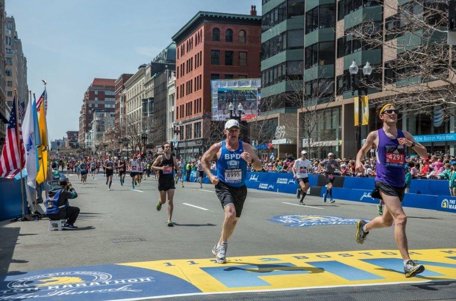 Bostono maratono tragedija: nutylėta istorijos pusė