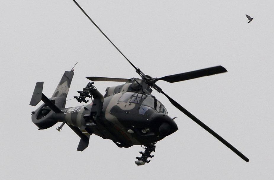 Kinijos gamybos sraigtasparnis Z-9