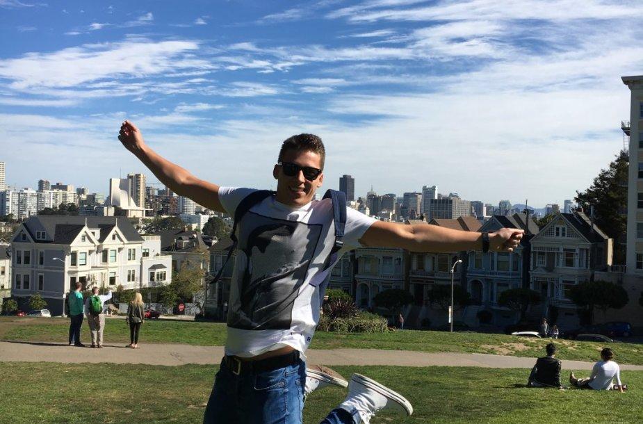 Makalius San Franciske