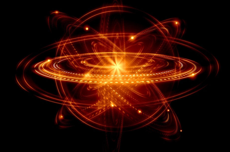 Atomo sandara