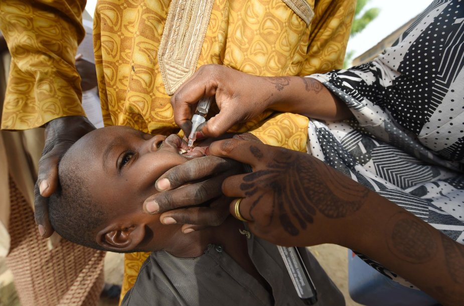 Vakcina nuo poliomielito