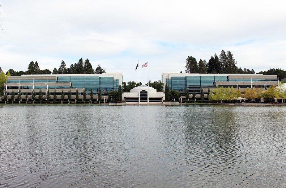 Nike pagrindinis biuras Oregone