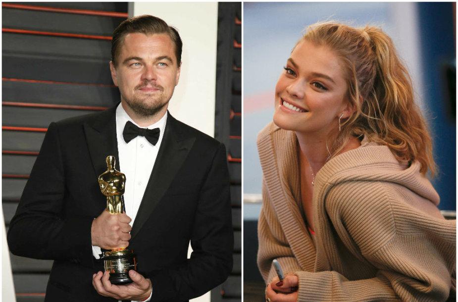 Leonardo DiCaprio ir Nina Agdal