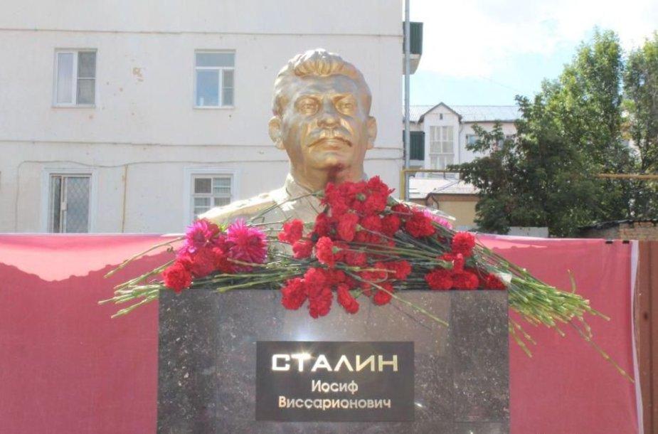 Paminklas Stalinui Rusijoje