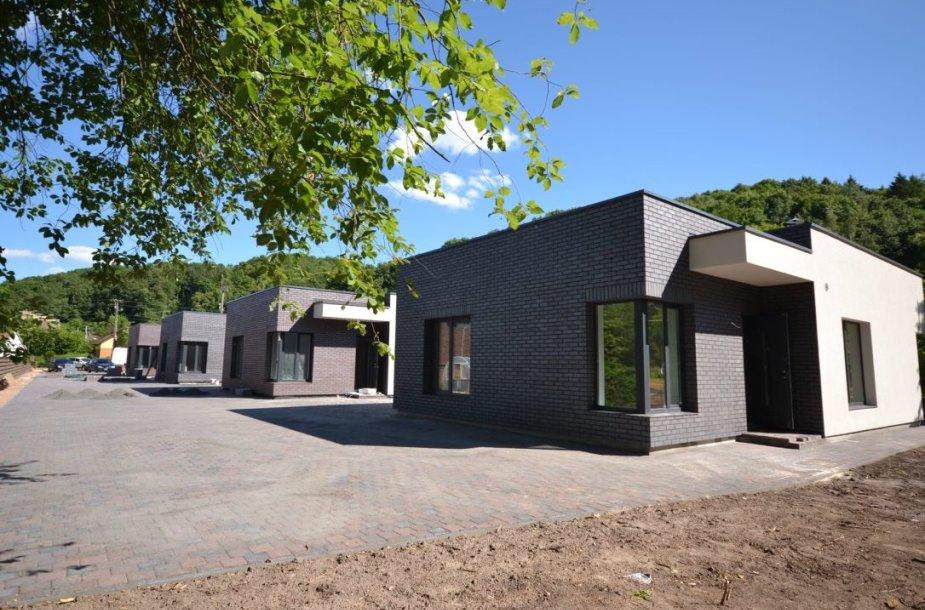 Ekologiškų namų gyvenvietė