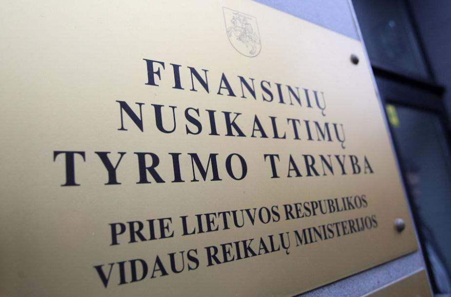Finansinių nusikaltimų tyrimo tarnyba
