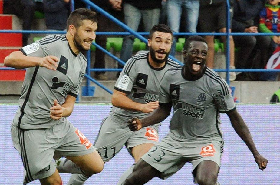 """""""Marseille"""" futbolininkai"""