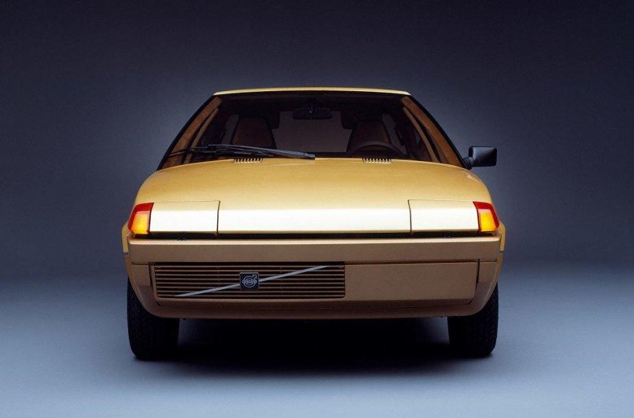 Asimetriškas Volvo Tundra veidas. (Gamintojo nuotrauka)