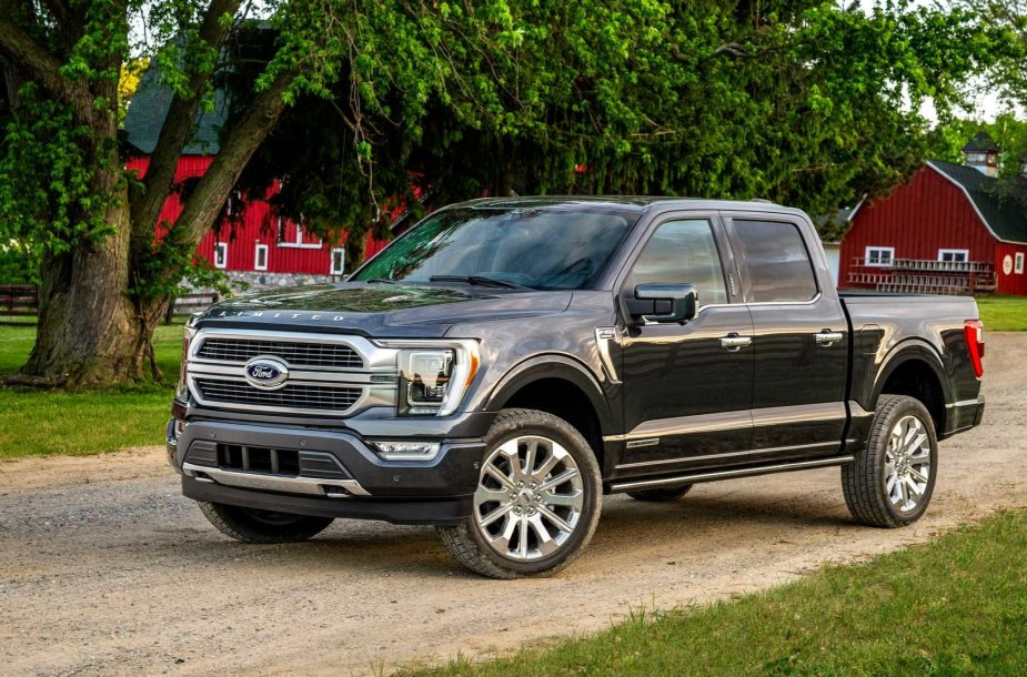Ford F-150 (2021)